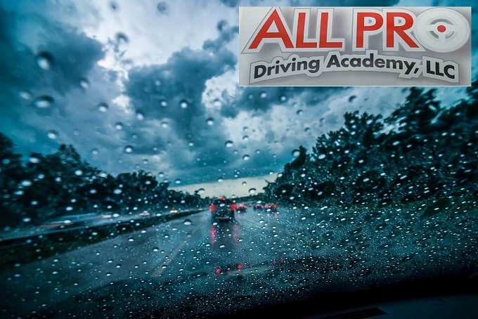 Driver's Ed -Rain & Spring Driving Skills